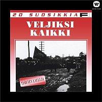 Reijo Frank – 20 Suosikkia  / Veljiksi kaikki - Tyovaen lauluja
