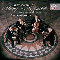 Přední strana obalu CD Beethoven: Smyčcové kvartety