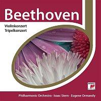 Eugene Istomin, Eugene Ormandy, Ludwig van Beethoven, Isaac Stern, Leonard Rose, Philadelphia Orchestra – Beethoven: Violinkonzert+Tripelkonzert