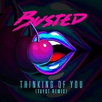 Přední strana obalu CD Thinking of You (TAYST Remix)