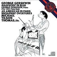 Michael Tilson Thomas, Buffalo Philharmonic, Buffalo Philharmonic Orchestra, George Gershwin – Gershwin: Rhapsody in Blue