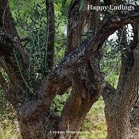 Přední strana obalu CD Happy Endings