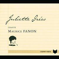 Juliette Gréco – Chante Maurice Fanon