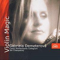 Gabriela Demeterová – Kouzlo houslí / Suk / Fibich / Dvořák / Ravel... /