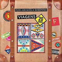 Přední strana obalu CD Viagens: 20 Anos