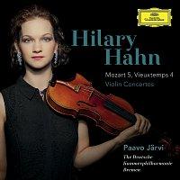 Hilary Hahn, The Deutsche Kammerphilharmonie Bremen, Paavo Jarvi – Mozart: Violin Concerto No.5 In A, K.219 / Vieuxtemps: Violin Concerto No.4 In D Minor, Op.31 [Bonus Track Version]