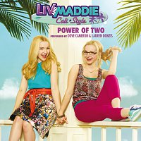 "Přední strana obalu CD Power of Two [From ""Liv and Maddie: Cali Style""]"