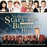 Různí interpreti – Volksmusik-Stars Singen Blasmusik-Hits