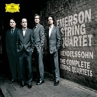 Emerson String Quartet – Mendelssohn: The String Quartets