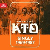 Přední strana obalu CD Singly (1969-1987)