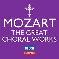 Různí interpreti – Decca Masterpieces: Mozart - The Great Choral Works