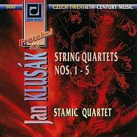 Stamicovo kvarteto – Klusák: Smyčcové kvartety č. 1 - 5