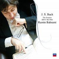 Přední strana obalu CD J.S. Bach: The Sonatas BWV 963-968