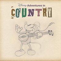 Různí interpreti – Disney Adventures In Country