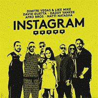 Dimitri Vegas & Like Mike, David Guetta, Daddy Yankee, Afro Bros, Natti Natasha, Dimitri Vegas – Instagram