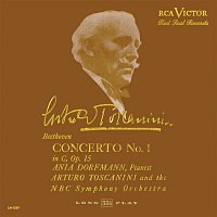 Ania Dorfmann, Ludwig van Beethoven, Westminster Choir, NBC Symphony Orchestra, Arturo Toscanini – Beethoven: Piano Concerto No. 1 in C Major, Op. 15