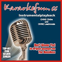 Karaokefun.cc VA – Don't Gimme That - Instrumental - Karaoke