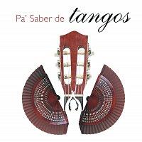 Přední strana obalu CD Pa Saber De Tangos