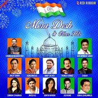 Přední strana obalu CD Mera Desh & Other Hits