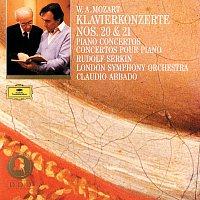 Rudolf Serkin, London Symphony Orchestra, Claudio Abbado – Mozart: Piano Concertos Nos.20, K. 466 & Nos. 21, K 467