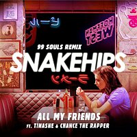 Snakehips, Tinashe, Chance The Rapper – All My Friends (99 Souls Remix)