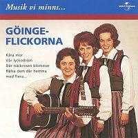 Goingeflickorna – Musik vi minns