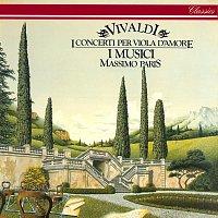 Massimo Paris, I Musici – Vivaldi: Concerti per viola d'amore