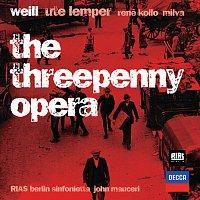 René Kollo, Mario Adorf, Helga Dernesch, Ute Lemper, Milva, Wolfgang Reichmann – Weill: The Threepenny Opera