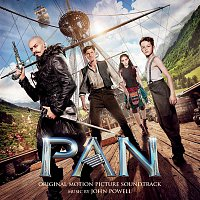 John Powell, Pan Cast – Pan (Original Motion Picture Soundtrack)