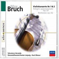 Salvatore Accardo, Gewandhausorchester Leipzig, Kurt Masur – Bruch: Violinkonzert