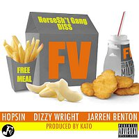 Hopsin, Dizzy Wright & Jarren Benton – Free Meal