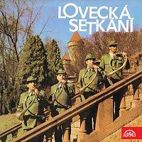 Přední strana obalu CD Lovecká setkání