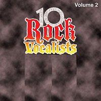 Various  Artists – 10 ROCK VOCALISTS VOL. 2