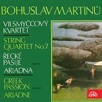 Různí interpreti – Martinů: Smyčcový kvartet, Řecké pašije, Ariadna