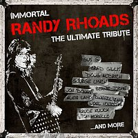 Various Artists.. – Immortal Randy Rhoads - The Ultimate Tribute