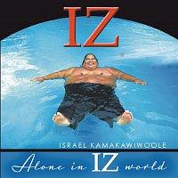 Přední strana obalu CD Alone In IZ World