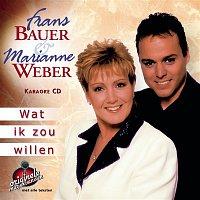 Frans Bauer, Marianne Weber – Wat Ik Zou Willen (Karaoke Versie)