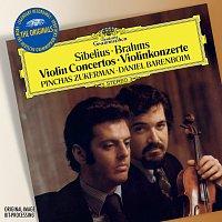 Pinchas Zukerman, Daniel Barenboim – Sibelius: Violin Concerto In D Minor, Op.47 / Beethoven: Violin Romance No.1 In G Major / Brahms: Violin Concerto In D, Op.77 [The Originals]