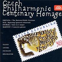 Česká filharmonie – 100. let České filharmonie