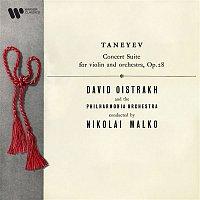 David Oistrakh & Philharmonia Orchestra & Nikolai Malko – Taneyev: Concert Suite for Violin and Orchestra, Op. 28