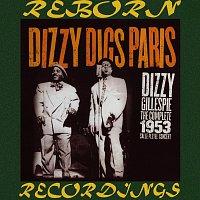 Dizzy Gillespie – Dizzy Digs Paris (HD Remastered)
