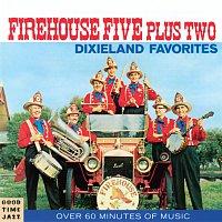 Přední strana obalu CD Dixieland Favorites