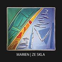 Přední strana obalu CD Ze skla