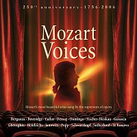 Angela Gheorghiu, Orchestra of the Royal Opera House, Covent Garden, Ion Marin – Mozart Voices