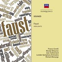 Richard Bonynge, Dame Joan Sutherland, Franco Corelli, Nicolai Ghiaurov – Gounod: Faust - Highlights