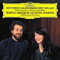 Martha Argerich, Philharmonia Orchestra, Giuseppe Sinopoli – Beethoven: Piano Concertos No.1, Op.15 & No.2, Op.19