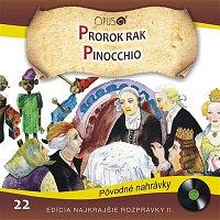 Various  Artists – Najkrajšie rozprávky II., No.22: Prorok Rak/Pinocchio