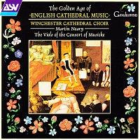 Přední strana obalu CD The Golden Age of English Cathedral Music