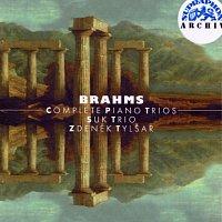 Zdeněk Tylšar, Sukovo trio – Brahms: Klavírní tria