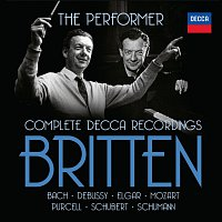 Benjamin Britten – Britten The Performer